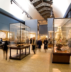 Prospective study of visitors and positioning of the Musée National de la Marine in Paris