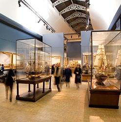 Etude prospective de publics et de positionnement du Musée national de la Marine de Paris