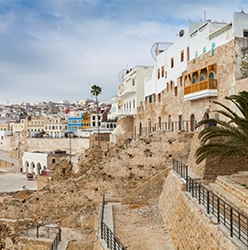 Projet de complexe hôtelier à Tanger (Maroc)