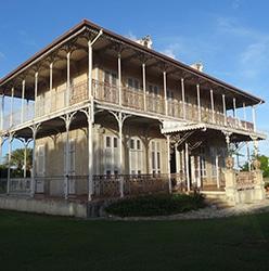 Définition d'un projet culturel et touristique phare pour le site patrimonial de la sucrerie Néron