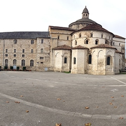 Projet de revalorisation de l'Abbaye Sainte-Marie à Souillac