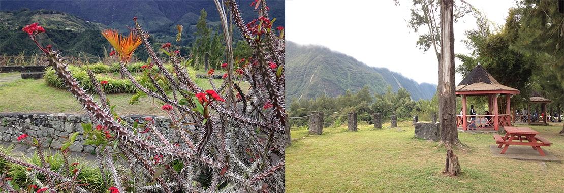Schéma touristique Réunion